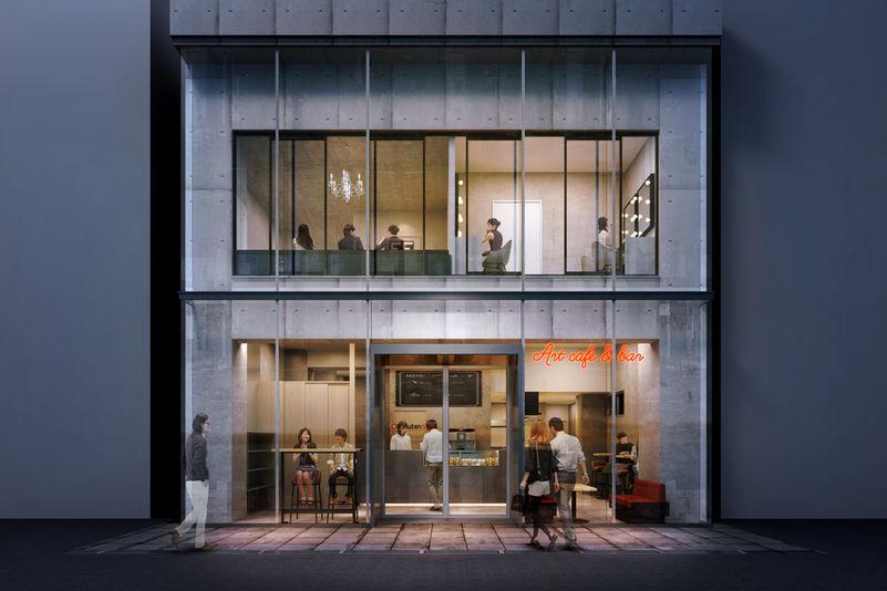 Rakuten STAY HOSTEL Art cafe&bar Osaka Shinsaibashi 宿泊レビュー